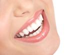 歯並びの良いキレイな口